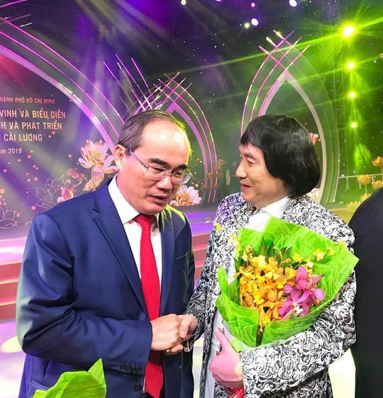NSƯT Minh Vương: Tôi không cho phép mình nghỉ hưu - Ảnh 2.