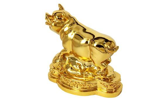 Đua nhau săn heo vàng may mắn dịp cuối năm  - Ảnh 8.