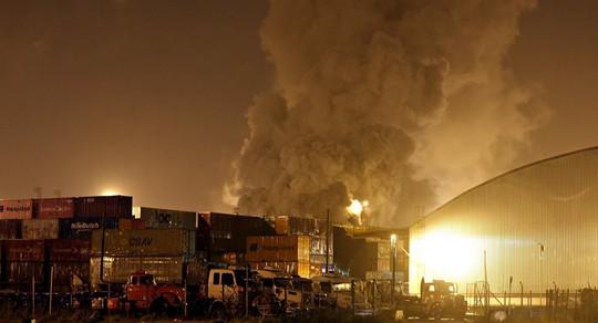 Hôi nhiên liệu từ ống dẫn rò rỉ, 66 người thiệt mạng đau đớn - Ảnh 1.