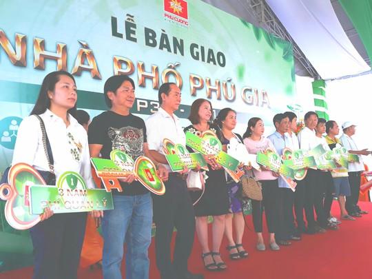 Đảo nhân tạo ở Kiên Giang chính thức đón nhận những cư dân đầu tiên - Ảnh 2.