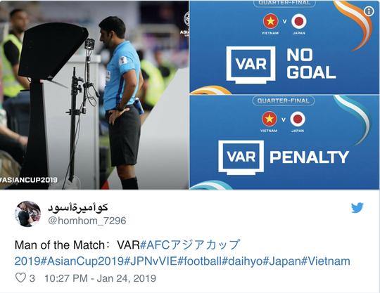 Báo chí quốc tế: Băn khoăn với VAR sau thất bại của tuyển Việt Nam - Ảnh 6.