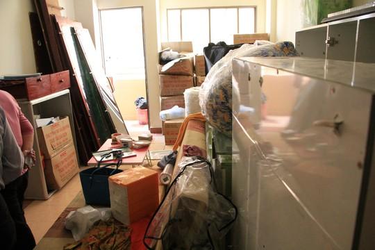 380 triệu đồng hỗ trợ người dân chung cư bị nghiêng ở quận 1 - Ảnh 4.