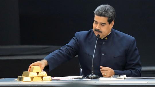 Tại sao kho vàng 1,2 tỉ USD của Venezuela mắt kẹt tại Anh? - Ảnh 1.