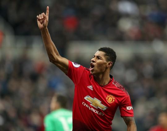 Lukaku, Rashford ghi bàn, Man United bay cao ở St.James' Park - Ảnh 6.