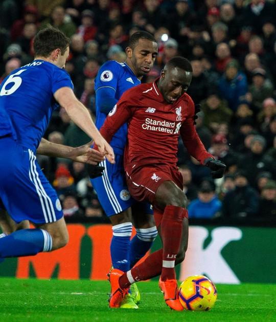 """Liverpool """"rơi điểm"""", HLV Klopp nổi điên với trọng tài - Ảnh 1."""