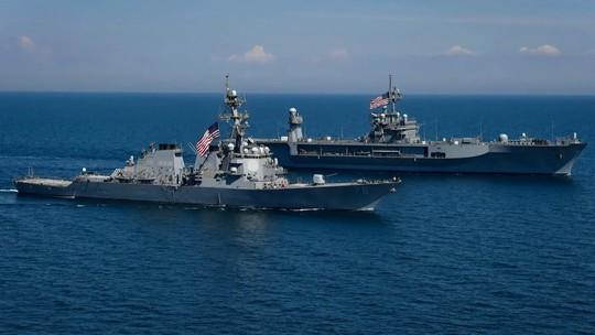 Đạo luật an ninh châu Á mới của Mỹ dồn sức ép lên Trung Quốc - Ảnh 1.