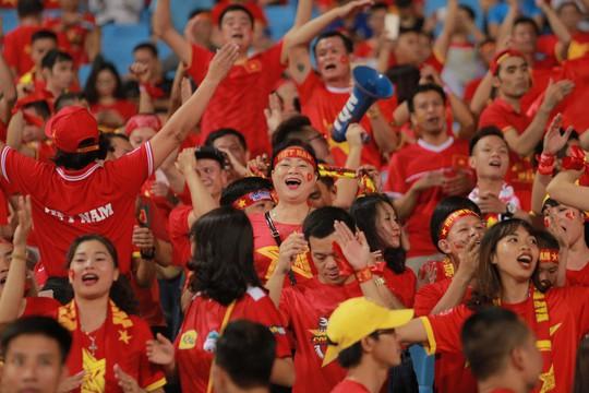 Việt Nam - Malaysia 1-0: Chiến thắng xứng đáng tại chảo lửa Mỹ Đình - Ảnh 4.
