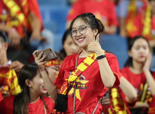 Việt Nam - Malaysia 1-0: Chiến thắng xứng đáng tại chảo lửa Mỹ Đình - Ảnh 7.
