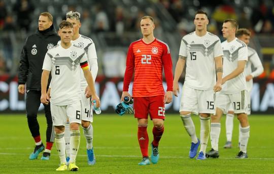 Đại gia thư hùng, Argentina cầm chân Đức bằng siêu phẩm - Ảnh 9.
