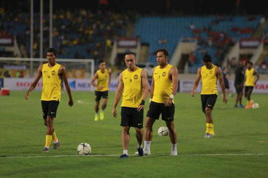 Việt Nam - Malaysia 1-0: Chiến thắng xứng đáng tại chảo lửa Mỹ Đình - Ảnh 2.