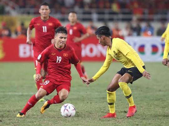 Việt Nam - Malaysia 1-0: Chiến thắng xứng đáng tại chảo lửa Mỹ Đình - Ảnh 15.