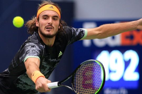 Djokovic và Federer cùng thua sốc ở Thượng Hải Masters 2019 - Ảnh 1.