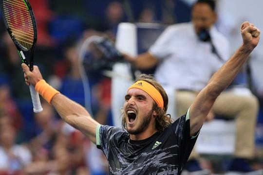 Djokovic và Federer cùng thua sốc ở Thượng Hải Masters 2019 - Ảnh 4.