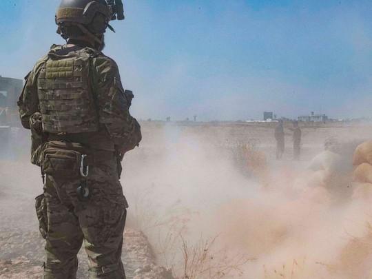 """Quân Thổ Nhĩ Kỳ nã pháo tiền đồn của Mỹ do """"nhầm lẫn""""? - Ảnh 1."""