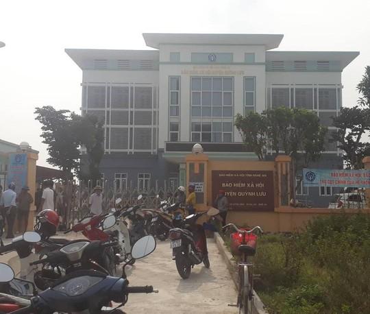 Nhân viên bảo vệ BHXH huyện bị nhiều vết thương tử vong tại trụ sở - Ảnh 1.