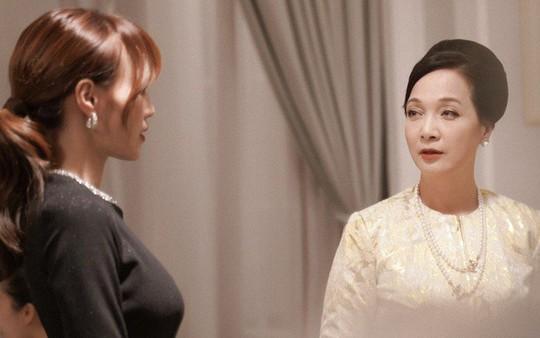 Nàng dâu Ninh Dương Lan Ngọc đối đầu mẹ chồng NSND Lê Khanh - Ảnh 5.