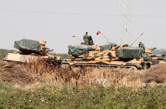 Nga và Thổ Nhĩ Kỳ chia phần ở Đông Bắc Syria? - Ảnh 2.