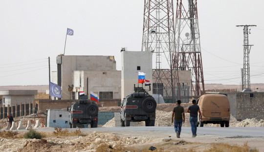 Nga và Thổ Nhĩ Kỳ chia phần ở Đông Bắc Syria? - Ảnh 4.
