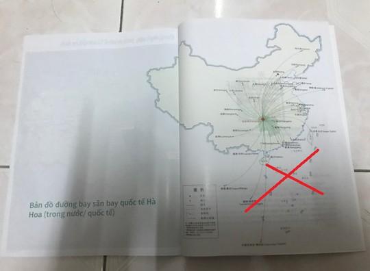 Saigontourist xin lỗi về ấn phẩm du lịch in đường lưỡi bò trái phép - Ảnh 1.