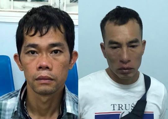 Thủ đoạn của băng nhóm nước ngoài chuyên đục két sắt trộm tiền tỉ tại Đà Nẵng - Ảnh 3.