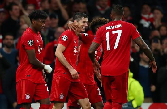 Bayern Munich thắng hủy diệt 7-2, Tottenham sắp mất ngôi á quân - Ảnh 3.