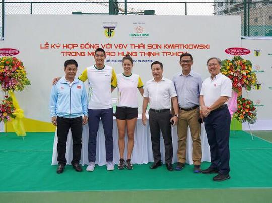 Hưng Thịnh - TP HCM chiêu mộ tay vợt Thái Sơn - tốp 200 ATP - Ảnh 3.