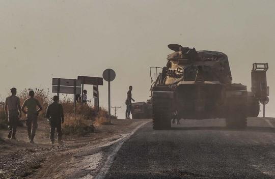"""Tổng thống Thổ Nhĩ Kỳ sẽ """"nghiền nát đầu"""" binh sĩ người Kurd ở Syria? - Ảnh 2."""