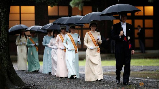 Nhật Bản ân xá 550.000 người nhân dịp Nhật hoàng lên ngôi - Ảnh 4.