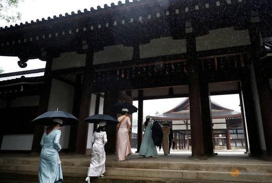 Nhật Bản ân xá 550.000 người nhân dịp Nhật hoàng lên ngôi - Ảnh 2.