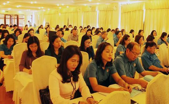 Hải Phòng: Tập huấn nghiệp vụ công tác nữ công - Ảnh 1.