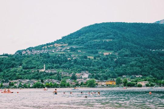 Hồ vùng Bắc Ý và những cái nhất - Ảnh 7.