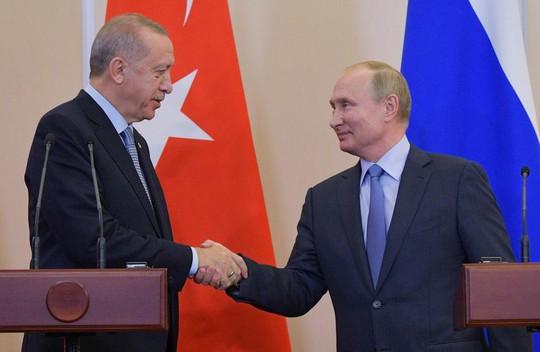 Nga - Thổ Nhĩ Kỳ đạt thỏa thuận lịch sử về số phận người Kurd - Ảnh 1.