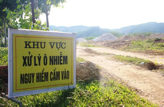 Số lượng dầu thải vênh nhau quá lớn trong vụ ô nhiễm nguồn nước sạch sông Đà - Ảnh 1.