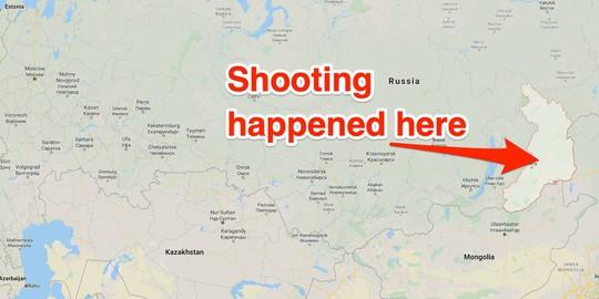Binh sĩ Nga nổ súng giết 8 đồng đội - Ảnh 1.