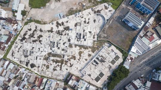 Cận cảnh khu phức hợp Dragon Riverside City 35.000 m2 bị cưỡng chế tại TP HCM - Ảnh 7.