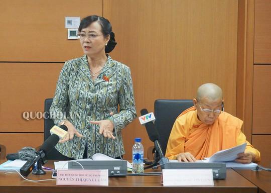 Bộ trưởng Trần Hồng Hà đề nghị giảm đại biểu Quốc hội thuộc cơ quan hành pháp - Ảnh 2.