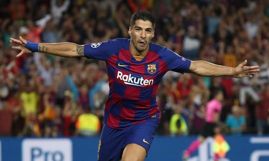 Luis Suarez lập siêu phẩm, Barcelona quật ngã Inter Milan ở Nou Camp - Ảnh 7.