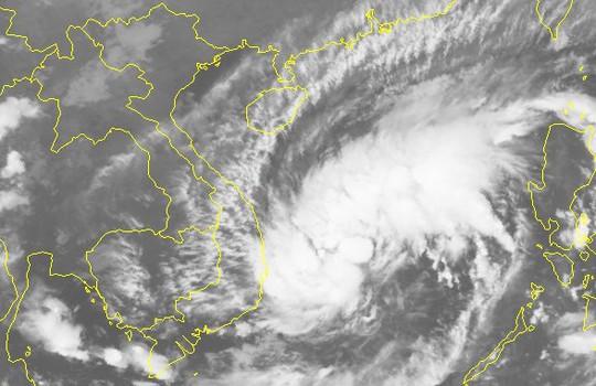 Bão khẩn cấp, giật cấp 11 đổ bộ vào Quảng Ngãi-Ninh Thuận tối nay - Ảnh 2.