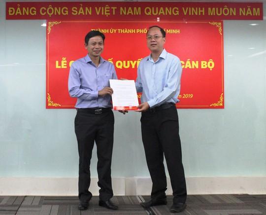 Ông Lê Văn Chiến giữ chức Phó Bí thư Đảng ủy Công ty HFIC - Ảnh 1.