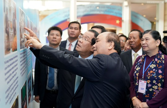 Việt Nam và Campuchia đã phân giới cắm mốc 1.045/1.245 km đường biên giữa hai bên - Ảnh 7.