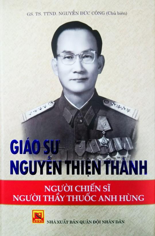Kỷ niệm 100 năm ngày sinh Giáo sư Nguyễn Thiện Thành - Ảnh 2.