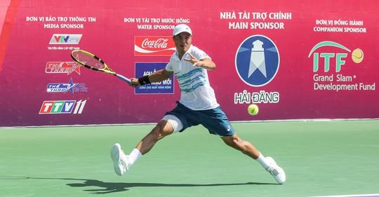 Lý Hoàng Nam lại lỡ danh hiệu ITF World Tour M25 - Ảnh 6.