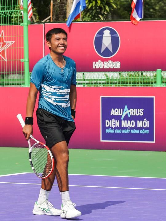 Lý Hoàng Nam lại lỡ danh hiệu ITF World Tour M25 - Ảnh 3.