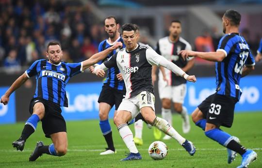 Cristiano Ronaldo: 1.000 trận đấu và kỷ lục ghi bàn Serie A - Ảnh 6.