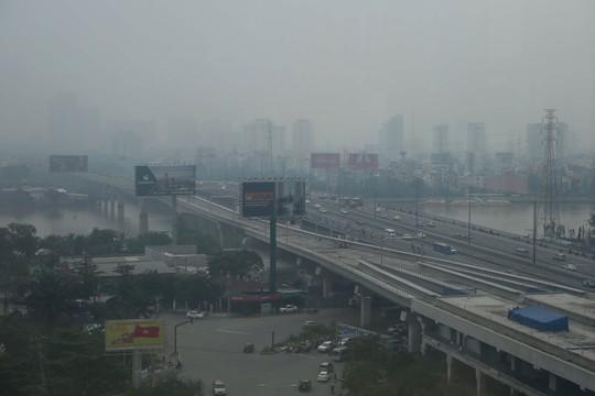 Họp báo về ô nhiễm không khí: Vắng mặt lãnh đạo Sở TN-MT TP HCM - Ảnh 1.