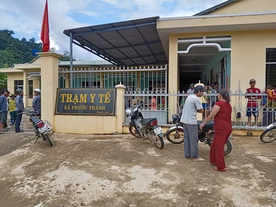 Quảng Nam: 5 người thương vong do bị sét đánh - Ảnh 2.