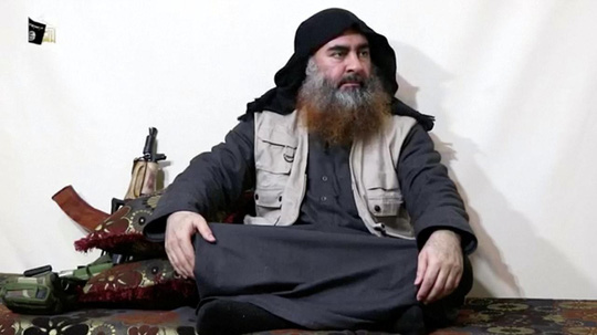 Tiếc thương thủ lĩnh tối cao, IS cảnh báo Mỹ chớ vội mừng - Ảnh 1.