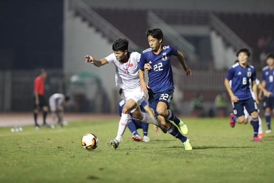U19 Việt Nam xuất sắc cầm hòa Nhật Bản, hy vọng lấy vé vào VCK U19 châu Á 2020 - Ảnh 4.
