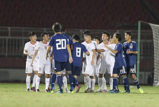 U19 Việt Nam xuất sắc cầm hòa Nhật Bản, hy vọng lấy vé vào VCK U19 châu Á 2020 - Ảnh 3.