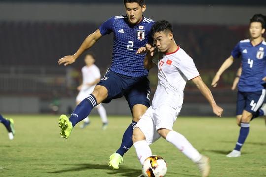 U19 Việt Nam xuất sắc cầm hòa Nhật Bản, hy vọng lấy vé vào VCK U19 châu Á 2020 - Ảnh 2.